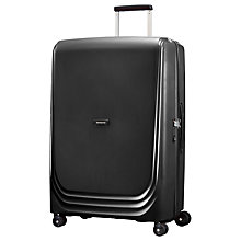 Buy Samsonite Optic 75cm 4-Spinner Suitcase Online at johnlewis.com
