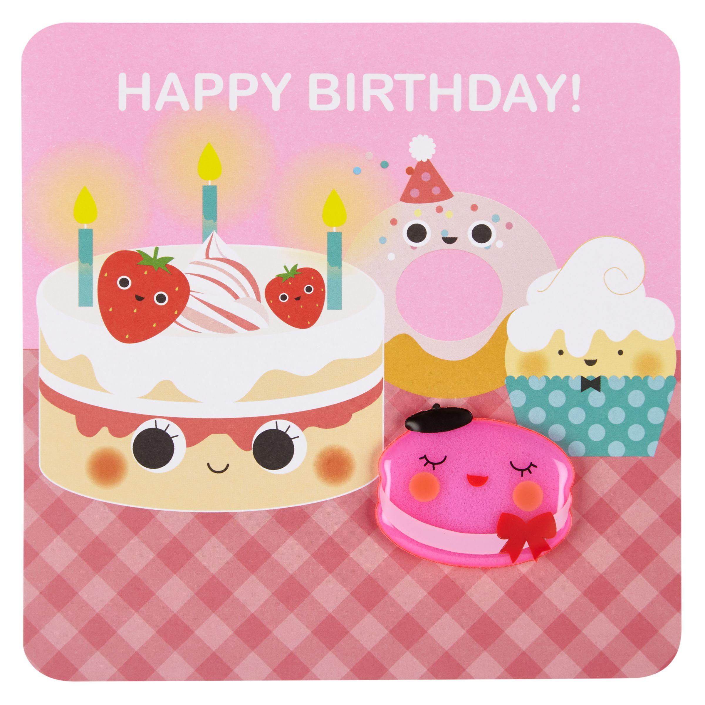 Birthday Cake John Lewis : Birthday Greeting Cards John Lewis