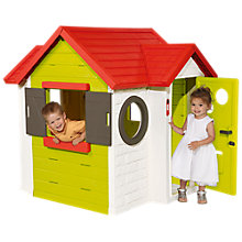 Buy Smoby My House Playhouse Online at johnlewis.com