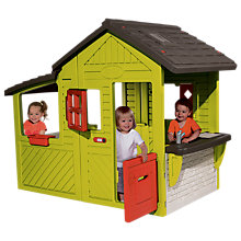 Buy Smoby Floralie Playhouse Online at johnlewis.com