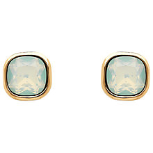 Buy Finesse Cushion Glass Crystal Stud Earrings Online at johnlewis.com