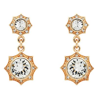 Cachet Becka Swarovski Crystal Drop Earrings