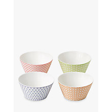 Buy Royal Doulton Pastels Cereal Bowls, Set of 4 Online at johnlewis.com