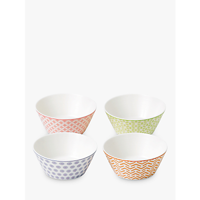 Royal Doulton Pastels Accent Bowls, Set of 4