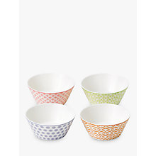 Buy Royal Doulton Pastels Accent Bowls, Set of 4 Online at johnlewis.com