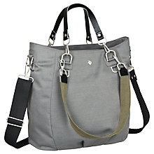Buy Laessig Mix 'n Match Changing Bag, Anthracite Online at johnlewis.com