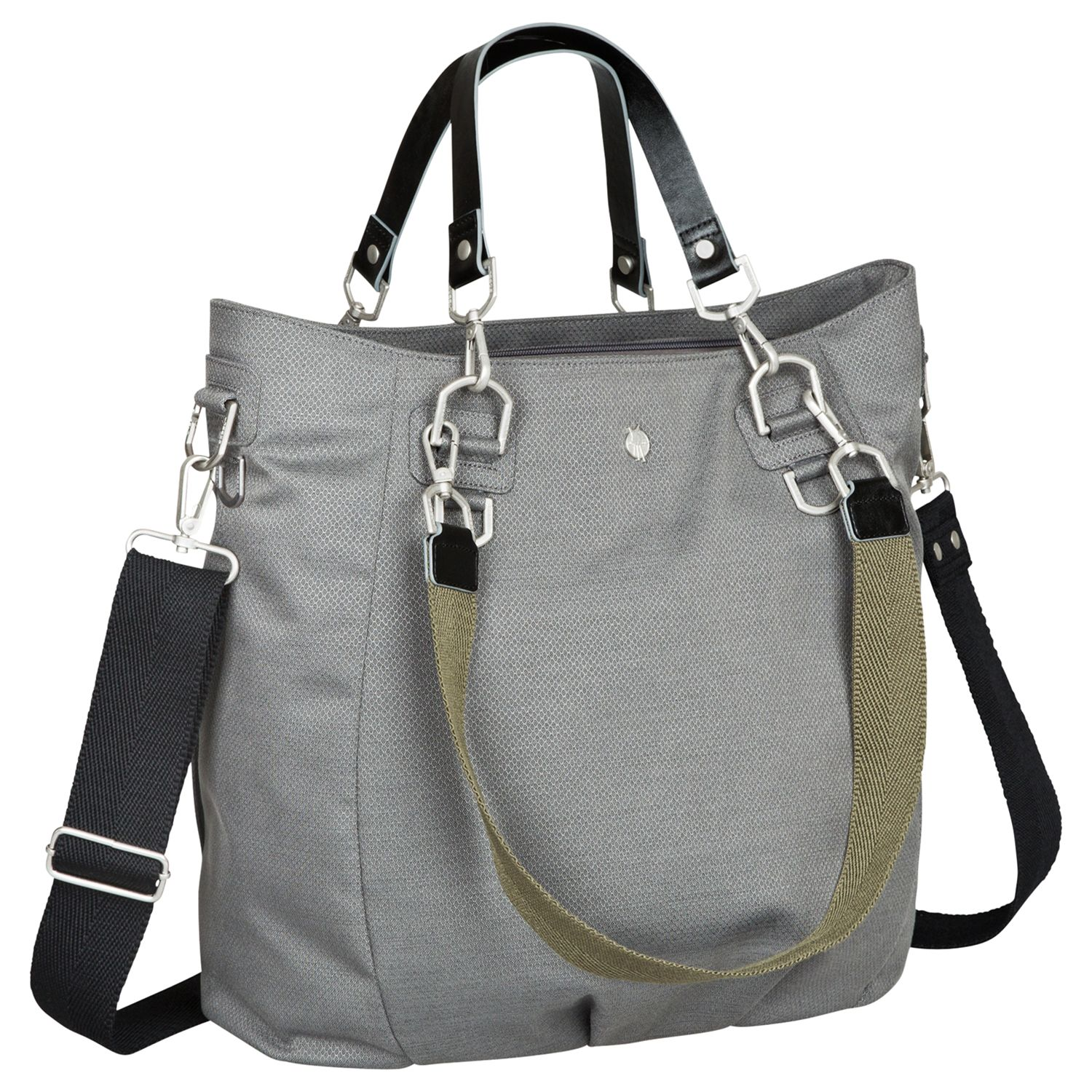 Laessig Laessig Mix 'n Match Changing Bag, Anthracite