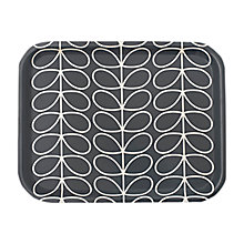 Buy Orla Keily Medium Linear Stem Tray, Slate Online at johnlewis.com