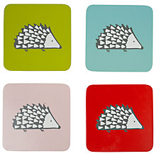 Buy Scion Spike Coasters, Set of 4 Online at johnlewis.com