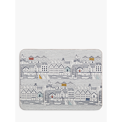 John Lewis Coastal Nordic Placemats, Set of 6