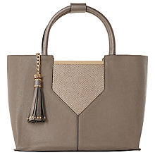 Buy Dune Doreen V Panel Tote Bag Online at johnlewis.com