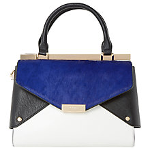 Buy Dune Delaney Fold Over Panels Tote Bag Online at johnlewis.com