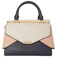 Buy Dune Deley Fold Front Tote Bag, Multi Online at johnlewis.com