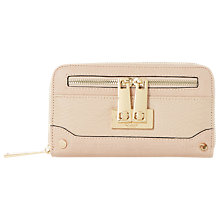 Buy Dune Katee Padlock Zip Detail Purse Online at johnlewis.com