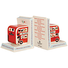 Buy Little Rhymes Wheels On The Bus Bookends Online at johnlewis.com