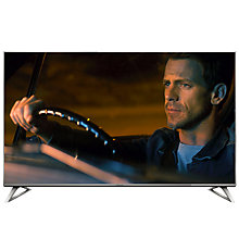 "Buy Panasonic Viera 40DX700B LED HDR 4K Ultra HD Smart TV, 40"" With Freeview Play, Built-In Wi-Fi & Art Of Interior Design Online at johnlewis.com"