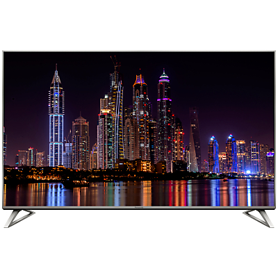 "Panasonic Viera 50DX700B LED HDR 4K Ultra HD Smart TV, 50"" With Freeview Play, Built-In Wi-Fi & Art Of Interior Switch Design"