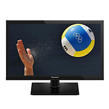 "Buy Panasonic Viera 24DS500B LED HD Ready 720p Smart TV, 24"" With Freeview HD, Built-In Wi-Fi & Adaptive Backlight Dimming Online at johnlewis.com"