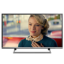 "Buy Panasonic Viera 40DS500B LED HD 1080p Smart TV, 40"" With Freeview, Built-In Wi-Fi & Adaptive Backlig and Belkin HDMI Cable, 2m Online at johnlewis.com"