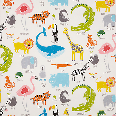 Scion Animal Magic Furnishing Fabric