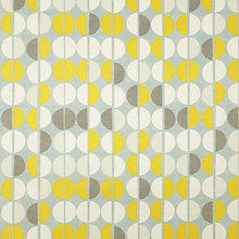 Buy John Lewis Bloxworth Furnishing Fabric, Duck Egg Online at johnlewis.com