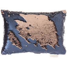Buy Voyage Elixir Cushion, Sapphire, Small Online at johnlewis.com