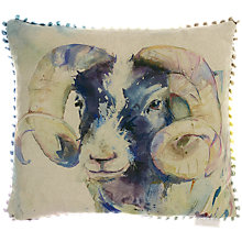 Buy Voyage Winter Ram Cushion Online at johnlewis.com