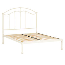Buy John Lewis Daisy Low End Bed Frame, King Size Online at johnlewis.com