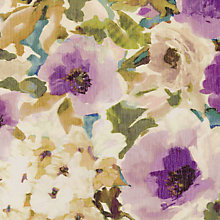 Buy John Lewis Helena Furnishing Fabric, Amethyst Online at johnlewis.com