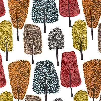 Scion Cedar Furnishing Fabric