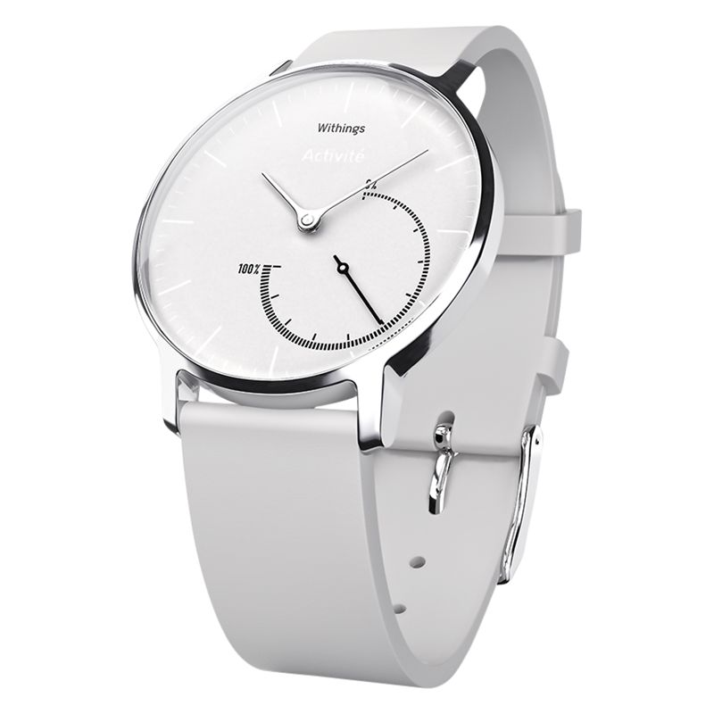 Withings Withings Activité Steel Activity & Sleep Tracking Watch