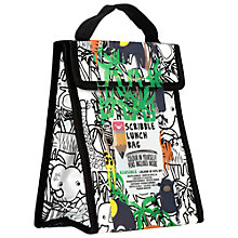 Buy NPW Scribble Lunch Bag Online at johnlewis.com