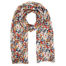 Buy East Penny Print Scarf, Multi Online at johnlewis.com