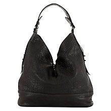 Buy Mint Velvet Nyla Le Shopper Bag, Charcoal Online at johnlewis.com