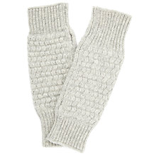 Buy John Lewis Cashmere Fingerless Gloves Online at johnlewis.com