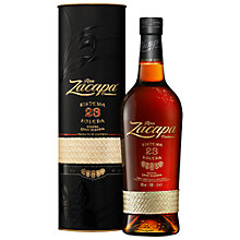 Buy Ron Zacapa 23 Rum, 75cl Online at johnlewis.com