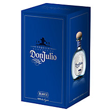 Buy Don Julio Blanco Tequila, 70cl Online at johnlewis.com