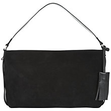 Buy Jaeger Soho Leather Shoulder Bag Online at johnlewis.com