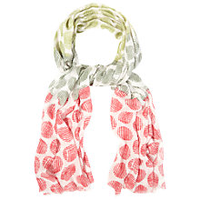Buy White Stuff Casting Spot Scarf, Multi Online at johnlewis.com
