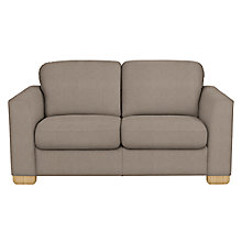 Buy John Lewis Cooper 2 Seater Sofa, Bala Charcoal Online at johnlewis.com