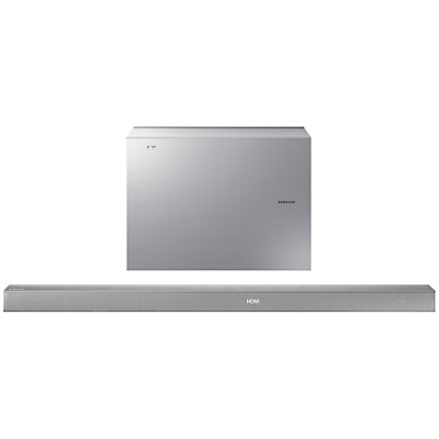 Samsung HW-K550/1 Wireless Sound Bar with Bluetooth and Separate Subwoofer