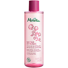 Buy Melvita Nectar de Roses Shower Gel, 200ml Online at johnlewis.com