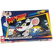 Buy Danger Mouse Squawkencluck Lab 250 Piece Jigsaw Puzzle Online at johnlewis.com