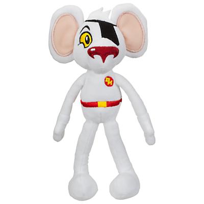 Danger Mouse Talking Soft Toy
