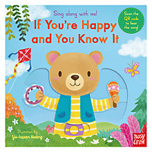 Buy Sing Along With Me! If You're Happy and You Know It! Online at johnlewis.com