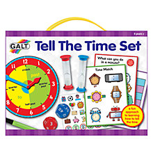 Buy Galt Tell The Time Set Online at johnlewis.com