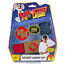 Buy Danger Mouse Secret Agent Kit Online at johnlewis.com