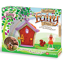 Buy My Fairy Garden Woodland Fairy Door Online at johnlewis.com