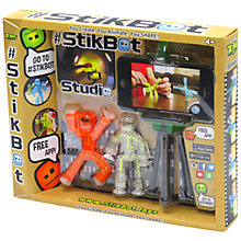 Buy Brainstorm StikBot Studio Online at johnlewis.com