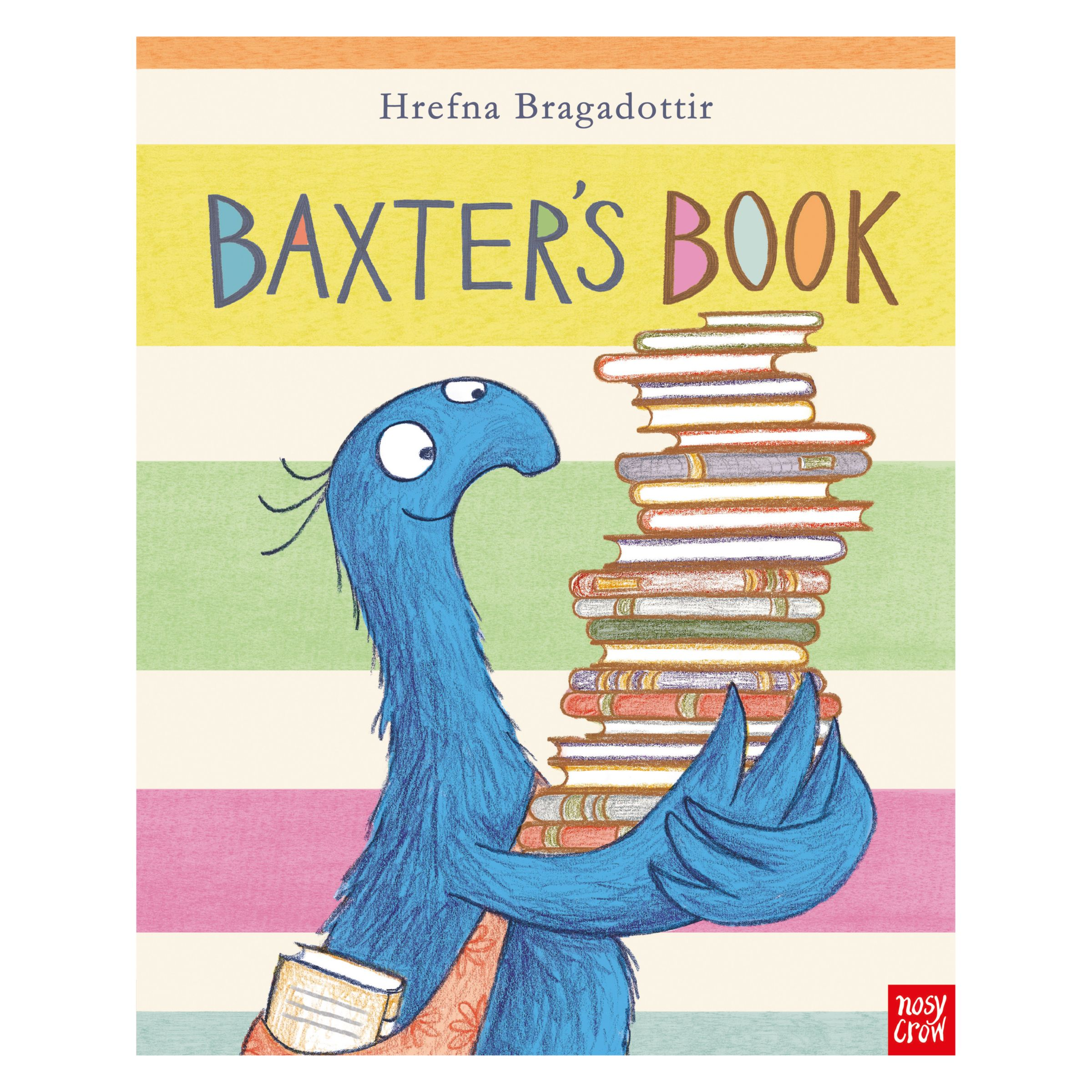 Nosy Crow Baxter's Book Children's Book